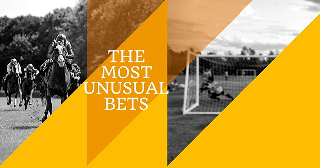 the most unusual bets